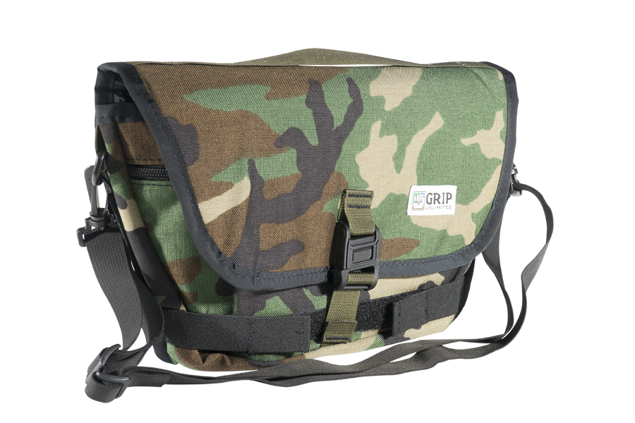 Frame Bag Camo Grip Unlimited Bags Bike Bicycle Messenger