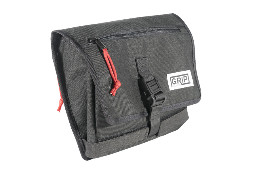 Daily Kit Black Grip Unlimited Bags Your Daily Bike Bag